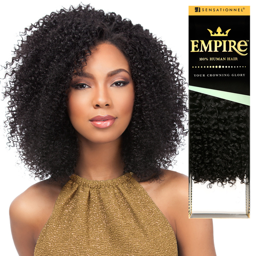 Sensationnel Human Hair Weave Empire Bohemian Weaving