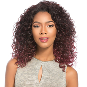 Sensationnel Synthetic Hair Half Wig Instant Weave Angeles