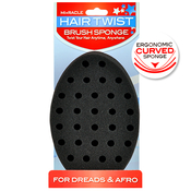 Response Hair Twist Brush Sponge