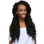 "Hair Length Shown : 20"" - SamsBeauty.com"