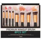 Magic Collection Premium Makeup Brush 8pcs Set
