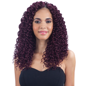 FreeTress Synthetic Hair Crochet Braids Beach Curl 12