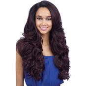 FreeTress Equal Synthetic Hair Lace Front Wig Lace Deep Invisible L Part Folami