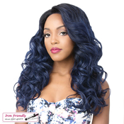 Its a Wig Synthetic Hair Lace Front Wig Super Swiss Lace Rich