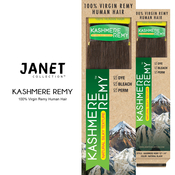 Janet Collection Virgin Remy Human Hair Weave Natural Silky Texture Malaysian Kashmere Remy
