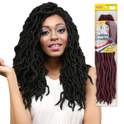 Amour Synthetic Kanekalon Crochet Braids Natty Goddess Dreadlocks 20
