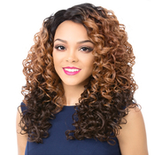 Its A Wig Synthetic Hair Lace Front Wig Swiss Lace Real Hair Line Part Milo