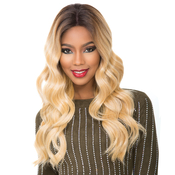 Sensationnel Synthetic Hair Lace Front Wig Dream Muse Series 3XL Swiss Silk Based Cloud 9 Maria