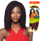 Outre Synthetic Hair Crochet Braids XPression Braid Senegalese Twist XLarge 10
