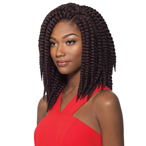 Outre Synthetic Hair Crochet Braids X-Pression Braid Senegalese Twist ...