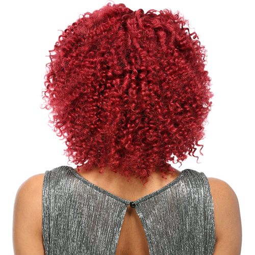Sensationnel Remy Human Hair Crochet Braids Select Berry Loop 2Pcs ...