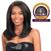 ModelModel Synthetic Hair Lace Front Wig UCurve Lace Storm