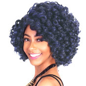 Royal Sis Synthetic Hair Wig Naturali Star Pre Tweezed Part Nat 3A Naya