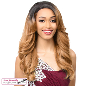 Its A Wig Synthetic Hair Lace Front Wig Swiss Lace Montessa