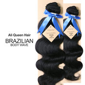 Ali Queen Hair Brazilian Human Hair Weave Body Wave