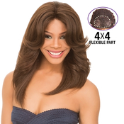 New Born Free Synthetic Hair Lace Front Wig 4X4 Any Part Magic Lace MLA63