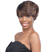 ModelModel Equal Synthetic Hair Wig  Clean Cap Protectif Style Number 10