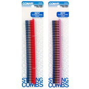 Conair Tease Comb Fine Hair Styling Combs