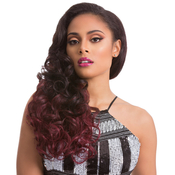Sensationnel Synthetic Hair Half Wig Instant Weave Glam Series Alanna
