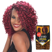 Royal Zury Synthetic Hair Crochet Braids V8910 Deep Twist 1Pack Enough