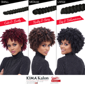 Harlem125 Synthetic Hair Braids Kima KimaKalon 10