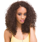 Janet Collection Synthetic Hair Wig Retro GlamAMP;Vibe U Type 3A Whirly Wig U Part Wig