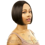 New Born Free Synthetic Lace Front Wig Curved Part Magic Lace MLC 199