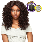 Outre Synthetic Hair Lace Front Wig Brazilian Boutique 4 Deep Free Part Lace Wig Deep