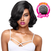 Outre Synthetic Hair Full Cap Quick Weave Perfect Extreme Side Part Complete Cap Elegant