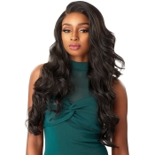 Sensationnel Synthetic Hair Lace Front Wig Cloud 9 What Lace Swiss Lace 13X6 Celeste