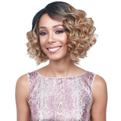 Bobbi Boss Synthetic Lace Front Wig MLF119 Logan
