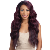ModelModel Synthetic Hair Wig Deep Invisible L Part Jacy