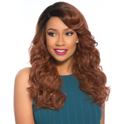 Sensationnel Synthetic Hair Wig Empress Lace Part Wig Aurora