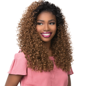 Sensationnel Synthetic Hair Half Wig Instant Weave Boutique Bundles Twist