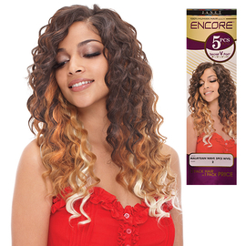 Janet weave hair image collections hair extension hair janet collection human hair blend weave encore malaysian wave 5pcs janet collection human hair blend weave pmusecretfo Image collections