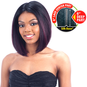 ModelModel Synthetic Hair Wig Deep Lace Part Livia
