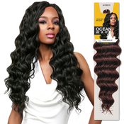 Authentic Synthetic Hair Crochet Braids Ocean Wave 20