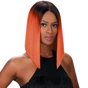 Royal Sis Synthetic Hair Lace Front Wig I Part SlayLace H Shasha
