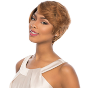 Sensationnel Human Hair Lace Front Wig Empire Celebrity Series Halle