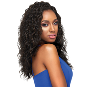 OUTRE Synthetic Hair Half Wig Quick Weave Janessa