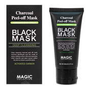 Magic Collection Charcoal Peeloff Mask Black Mask Deep Cleansing
