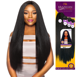 Outre human hair blend weave premium purple pack brazilian hair color shown nblk samsbeauty pmusecretfo Images