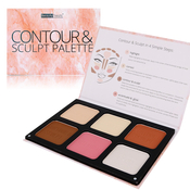 Beauty Treats Contour AMP; Sculpt Palette