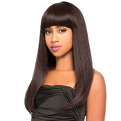 The Wig Natural Human Hair Blend Wig HHDODO
