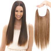 Janet Collection Synthetic Halo Hair Extensions Insta XTension Straight 18