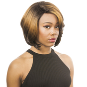 New Born Free Synthetic Hair Wig Slim Line Lace Part Wig SLW23