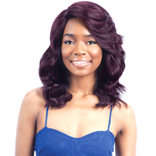 FreeTress Equal Synthetic Hair Lace Front Wig Lace Deep Invisible L Part Wink Blossom