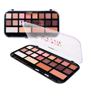 Beauty Treats Luminous Face AMP; Eye Palette Eyeshadows Face Powders