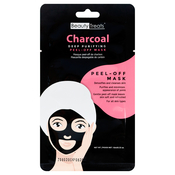 Beauty Treats Charcoal Deep Purifying PeelOff Mask