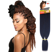 Sensationnel Synthetic Hair Braids XPRESSION Pre Layered Braid 48
